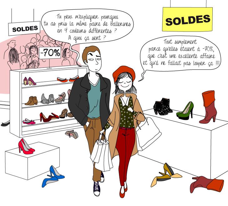 Les demoizelles - Soldes dressing ...