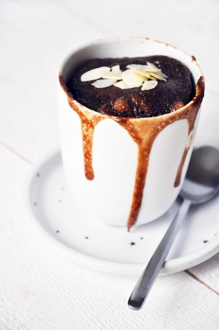 Mug Cake Pas Bon