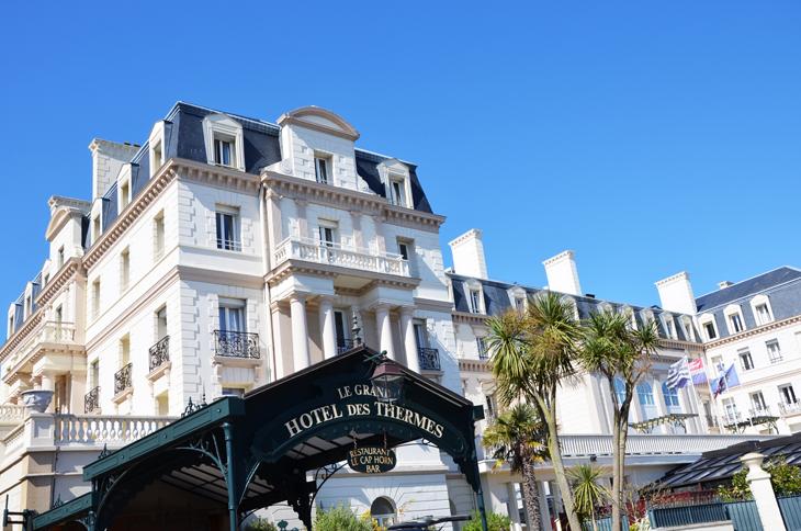 Hotel De Thermes Saint Malo