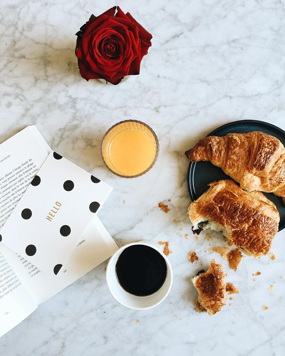HELLO  Quand parisbreakfast te livre le petit djeuner hellip