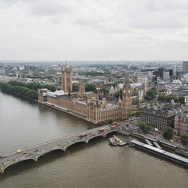 #london #londoneye