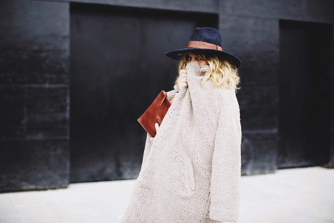 Rendezvous ce soir sur le blog ! lesdemoizelles outfit