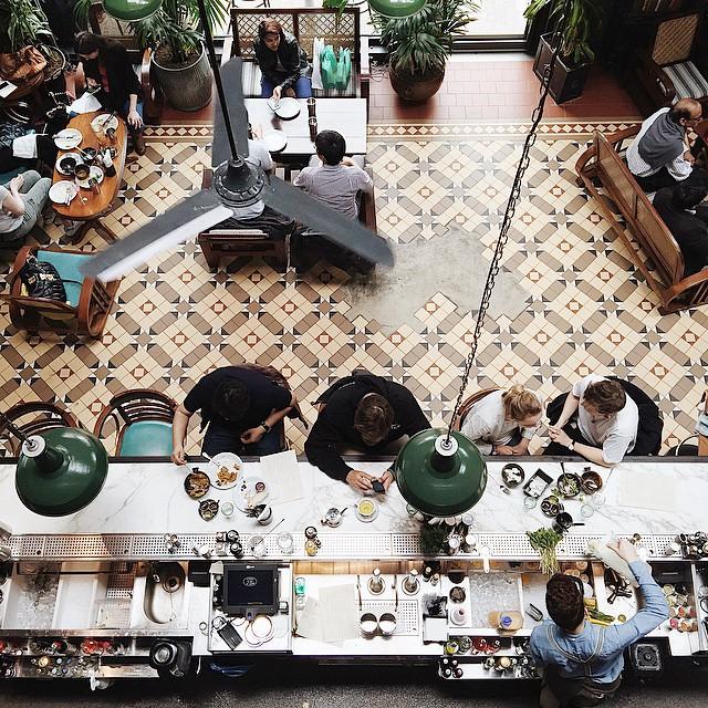L'endroit parfait pour manger indien @dishoom #london #dishoom #dishoomkingscross
