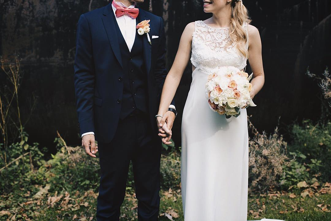 Hier ctait le 14me mariage de la saison et jaihellip