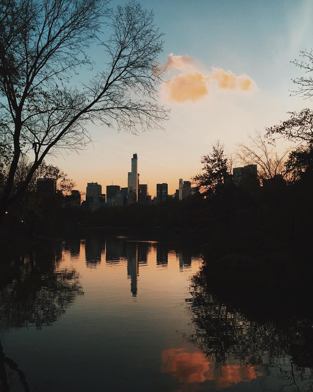 Le retour Miss you NY !  newyork manhattan centralparkhellip