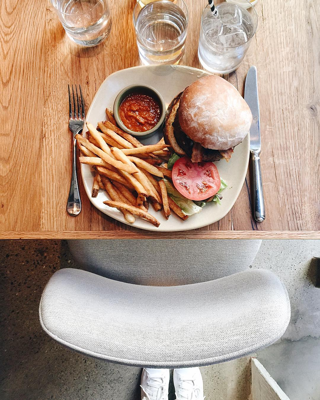The First One 1hotelcp  Coucou coratofr instafood burger newyork