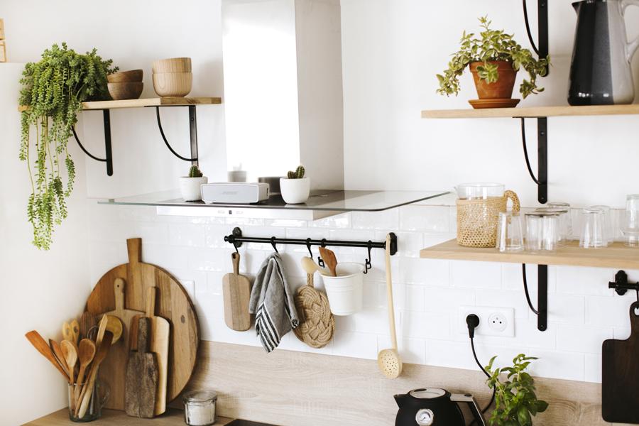 Plantes succulente truffaut barre support noir cuisine et pot ikéa modèle fintorp torchon harmony dessous de plat acheté à arcachon pich