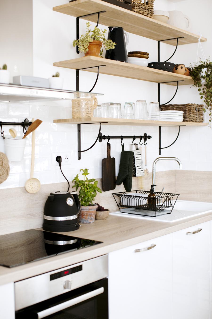 d co cuisine notre nouvelle kitchen les demoizelles. Black Bedroom Furniture Sets. Home Design Ideas
