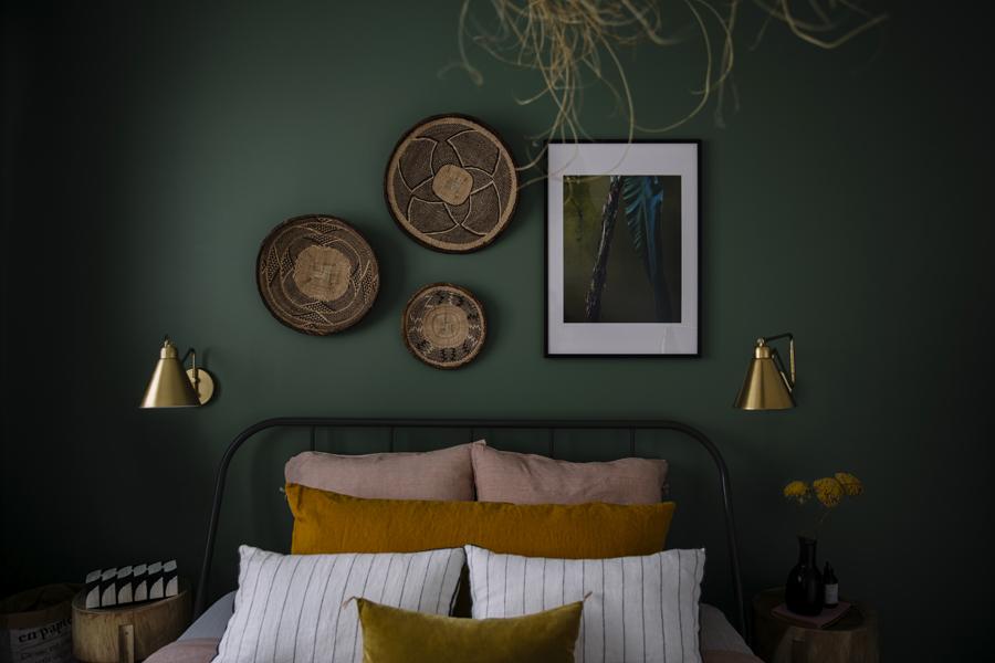 La décoration de notre chambre - Les demoizelles
