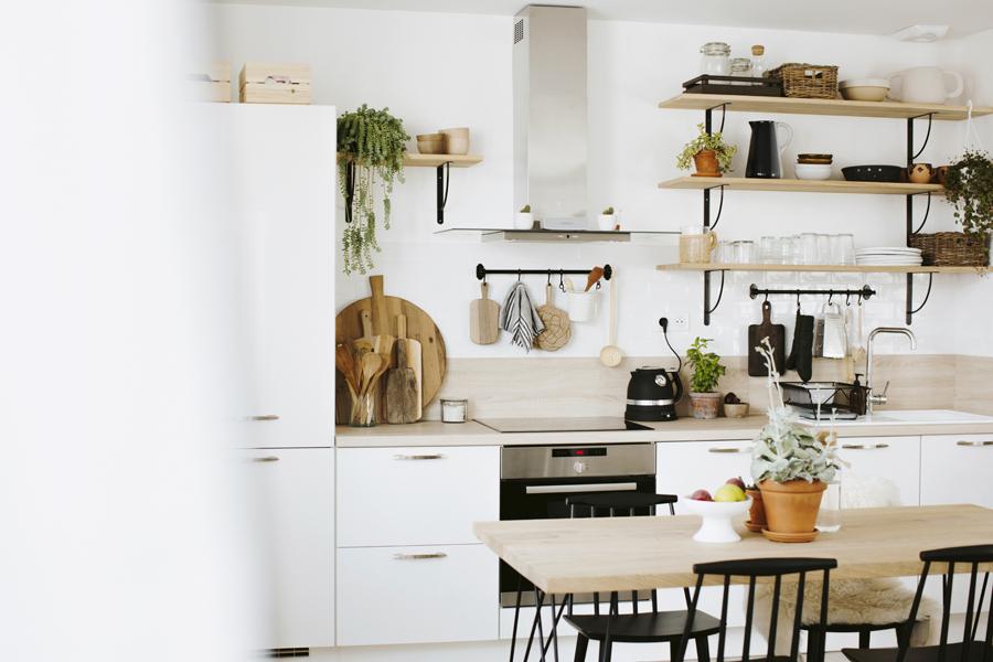 Deco Cuisine Notre Nouvelle Kitchen Les Demoizelles