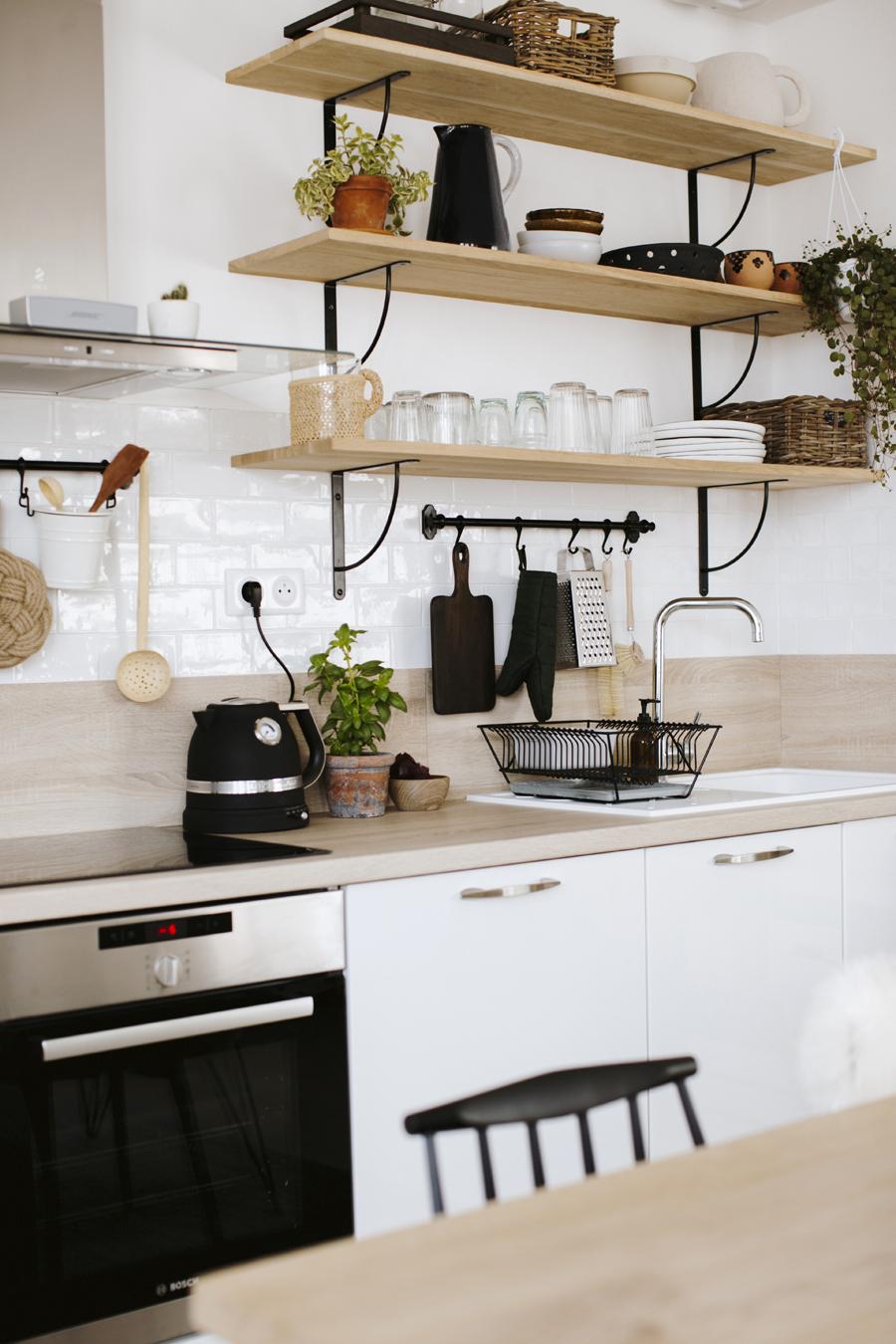 Déco cuisine : Notre nouvelle kitchen - Les demoizelles
