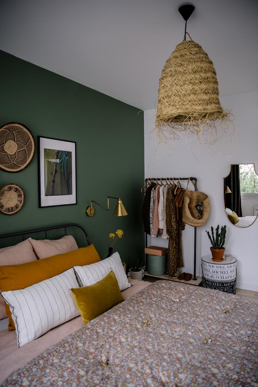 Décoration Chambre Adulte Mur Blanc la décoration de notre chambre - les demoizelles
